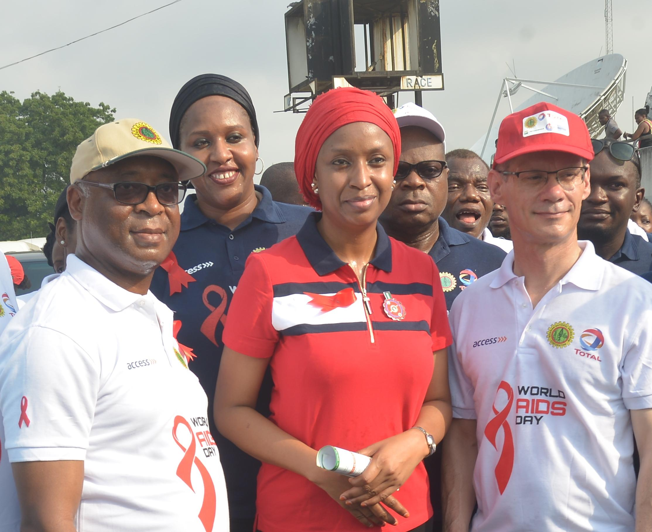 <p>NiBUCAA World Aids Day 2018 Walk</p>