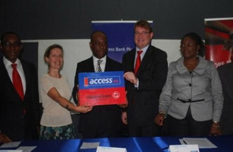 <p>Welcome to Access Bank</p>